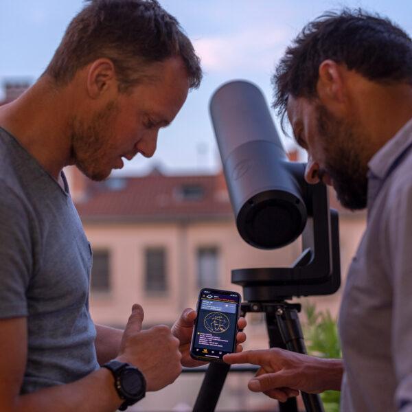 location eVscope eQuinox